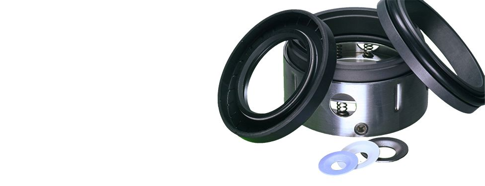 Radial and axial shaft seals, mechanical seals – Kubo